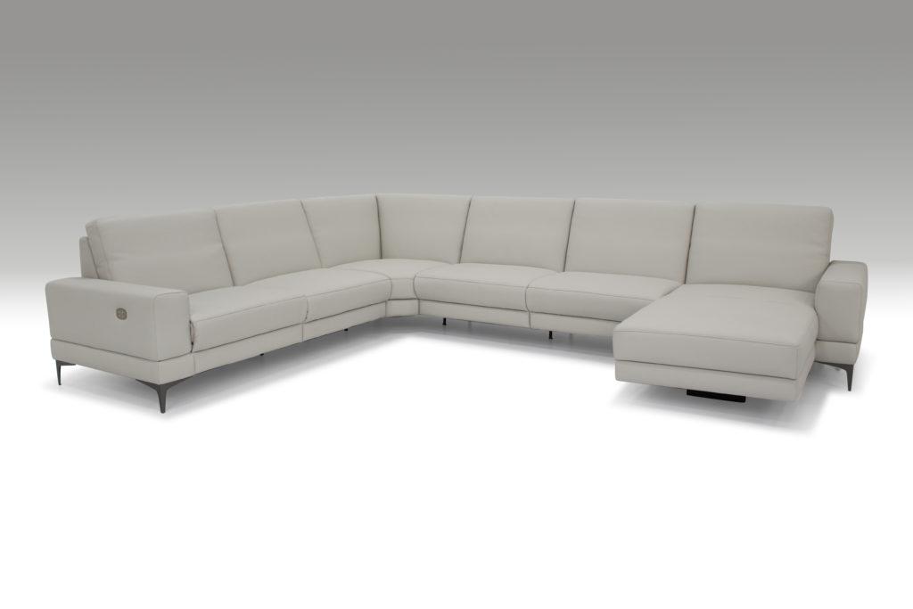grijs salon groot hoek design