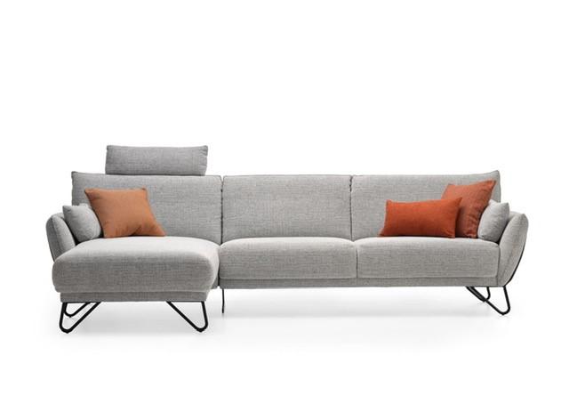 grijs salon design relax