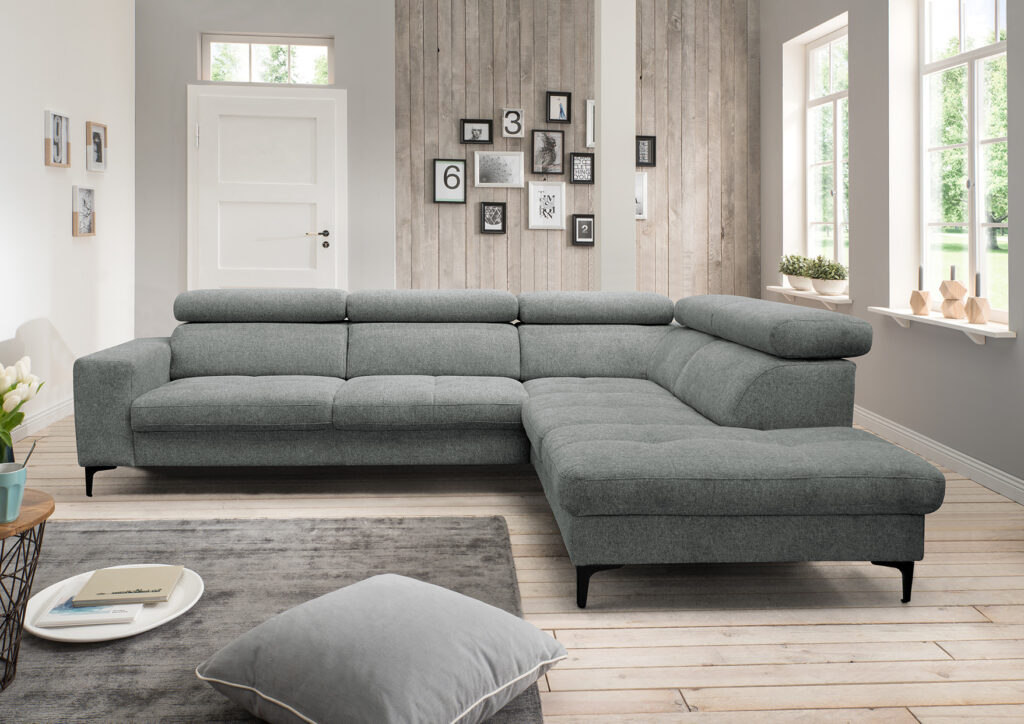 salon ponsaerts meubelen hoeksalon design midden grijs