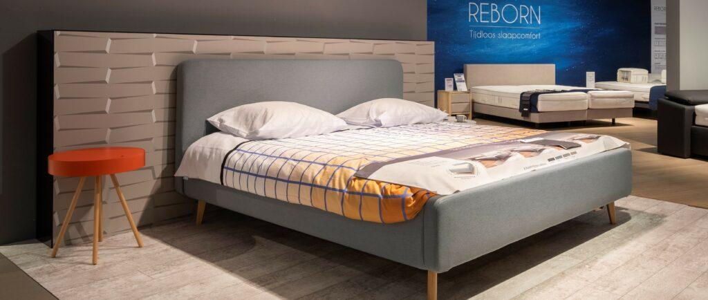 Garandeer uw slaapcomfort met onze Belgische topmerken